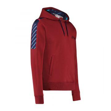 Australian sportswear hooded sweater lines | bordeaux rood