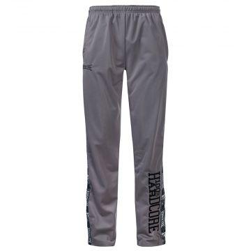 100% Hardcore pantalon avec bande noire | anthracite