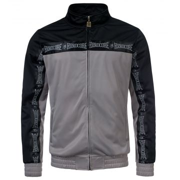 100% Hardcore veste d'entraînement Authentic   gris