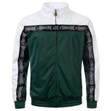 100% Hardcore veste d'entraînement Authentic   vert