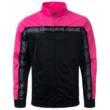 100% Hardcore veste d'entraînement Authentic   rose