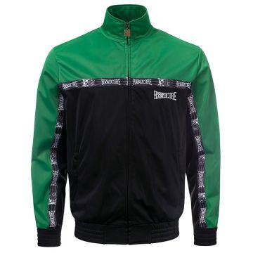 100% Hardcore training jack CLASSIC   groen