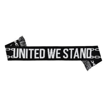 100% Hardcore écharpe | united x noir