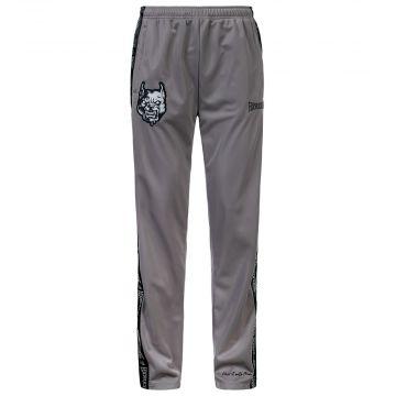 100% Hardcore pantalons de survêtement Branded | gris