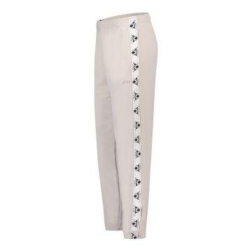 Cavello oldschool pantalon avec bande brillante et logo brodé | crème 23