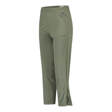 Cavello pantalon oldschool uni avec logo poches de pantalon et logo brodé | olive verte 36