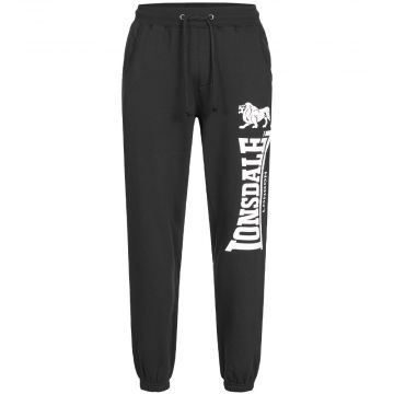 Lonsdale joggingbroek Ockle | zwart