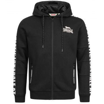 Lonsdale zip hoodie OVER KELLET