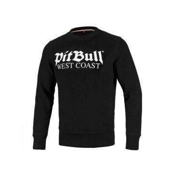Pit Bull logo ancien à col rond 19 | noir