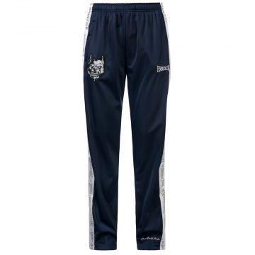 100% Hardcore pantalons de survêtement Branded | bleu