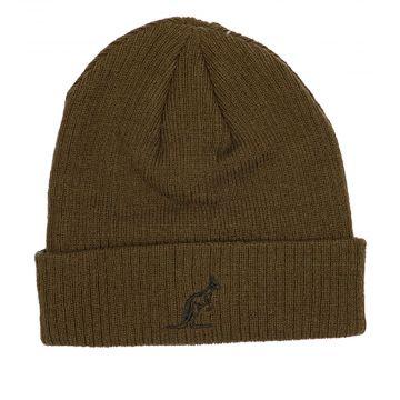 Australian bonnet logo brodé Vert d'armée