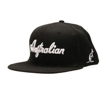 Australian snapback deluxe noir