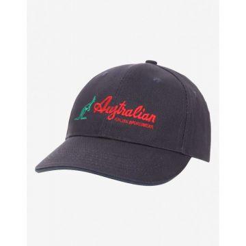 Australian casquette | traditionnel logo ☓ navy