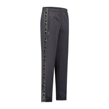 Australian pantalon avec bande noire et 2 fermetures éclair 2.0 | anthracite