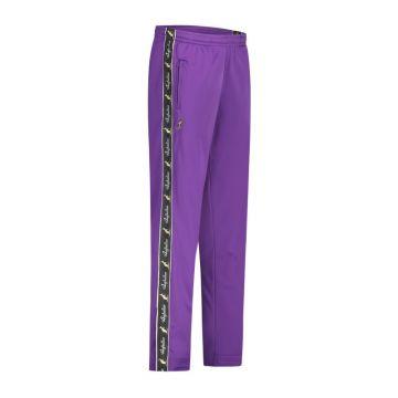 Australian pantalon avec bande noire et 2 fermetures éclair 2.0 | violet