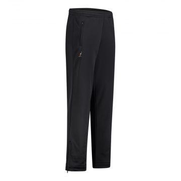 Australian pantalon avec 2 fermetures éclair uni | noir