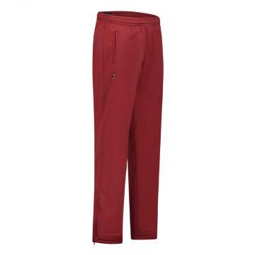 Australian pantalon avec 2 fermetures éclair uni | bordeaux rouge