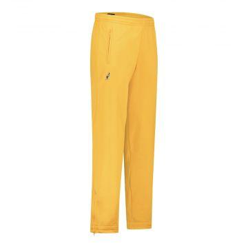 Australian pantalon avec 2 fermetures éclair uni | jaune tournesol