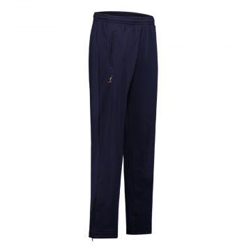 Australian pantalon avec 2 fermetures éclair uni | bleu marin