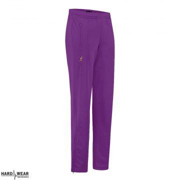 Australian pantalon avec 2 fermetures éclair uni | violet