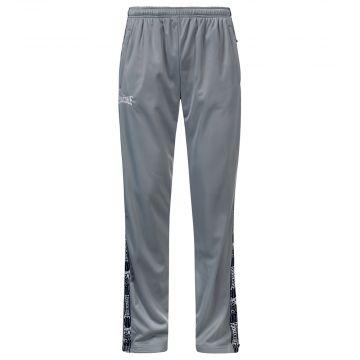 100% Hardcore pantalon de jogging avec bande CLASSIC | gris clair