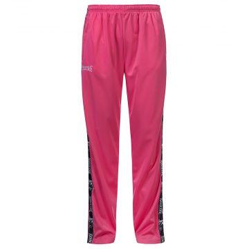 100% Hardcore pantalon de jogging avec bande CLASSIC | rose