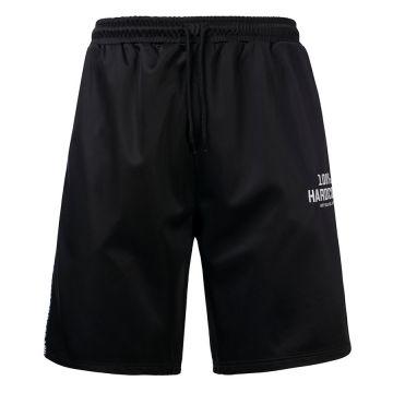 100% Hardcore short avec bande UNITED SPORT | noir