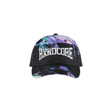 100% Hardcore casquette IRIDESCENT
