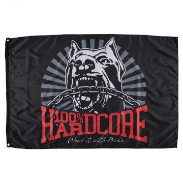 100% Hardcore drapeau | *Dog-1*