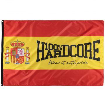 100% Hardcore Drapeau España