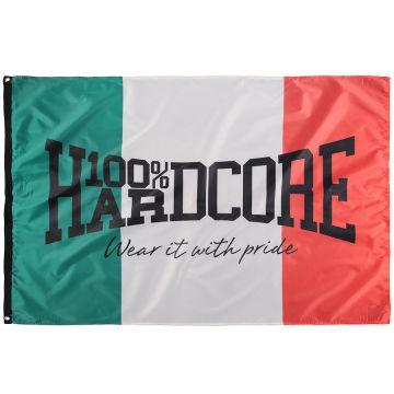 100% Hardcore Drapeau Italia