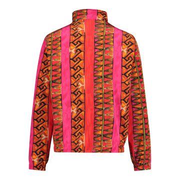 Australian veste imprimée double face | multicolore E006