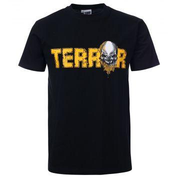 Terror T-shirt | Toxic College x noir