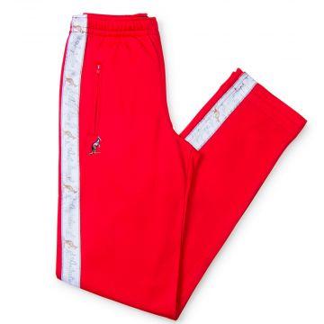 Australian pantalon bande blanche | rouge