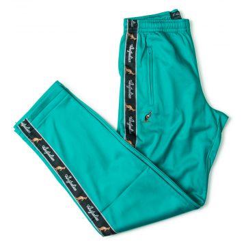Australian pantalon bande noire | turquoise