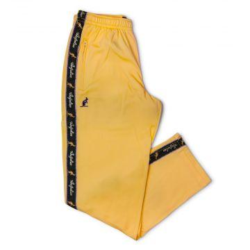 Australian pantalon bande noire | jaune tournesol