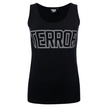 Terror tricot de corps femme essential | noir