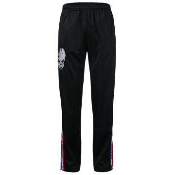 Frenchcore pantalons de survêtement | classic logo ☓ noir