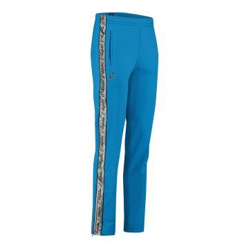 Australian pantalon avec bande argentée et 2 fermetures éclair 2.0   bleu capri