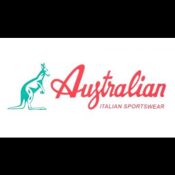 Australian drapeau | logo ☓ blanc