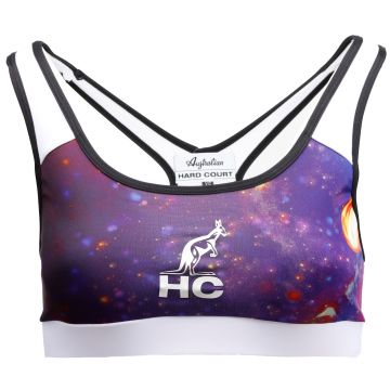 Australian Haut de sport femme Hard Court x apocalypse | blanc