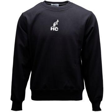Australian pull à capuche basic Hard Court logo   noir