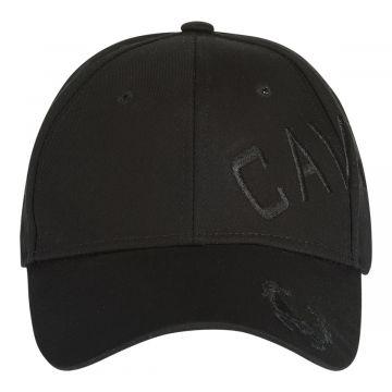 Cavello casquette logo croisée brodé noir | noir