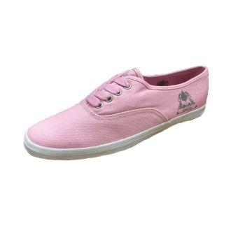 Cavello canvas dames sneaker roze