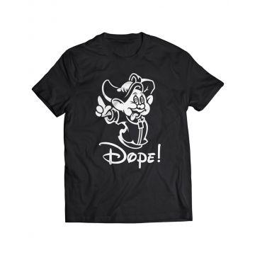 Hard-Wear T-shirt Dope! ☝ | noir