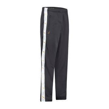 Australian pantalon avec bande blanche et 2 fermetures éclair 2.0   anthracite
