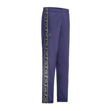 Australian pantalon avec bande noire et 2 fermetures éclair 2.0 | cosmo bleu