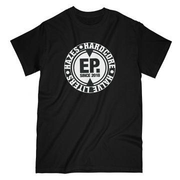 ELITE PAUPER. t-shirt | Hazes, hardcore & demi litres X noir