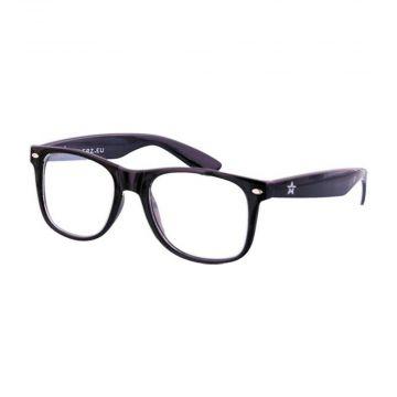 Festival/Gabber lunettes de l'espace | noir