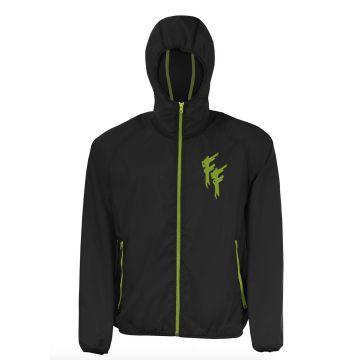 Frantic Freak veste coupe-vent 2020 | noir - vert